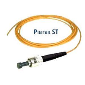 پیگتیل فیبر نوری ST