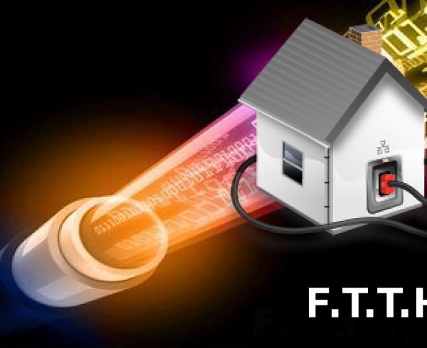 فیبر نوری به خانه، فناوری FTTH
