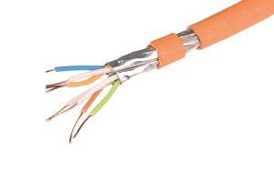 کابل شبکه CAT7 (UTP,STP,FTP,SFTP)